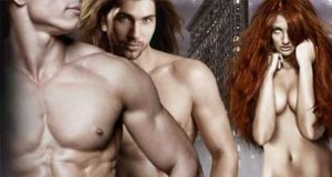 Blood Knot: A Vampire Menage Urban Fantasy Romance